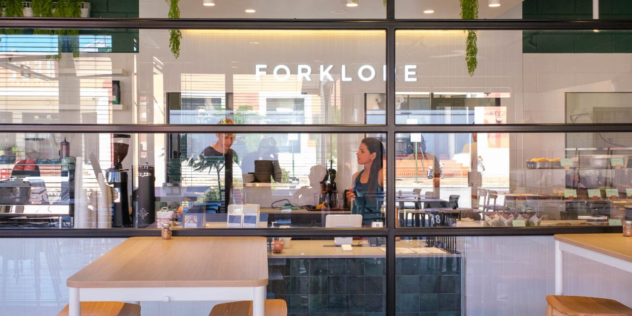 Forklore Opens in the City West Centre