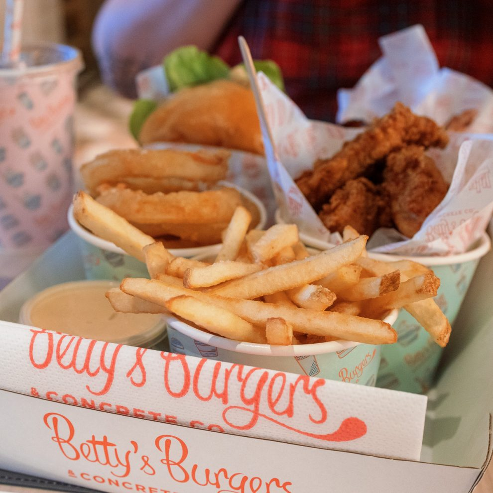Betty's Burgers Opens in Perth! 10