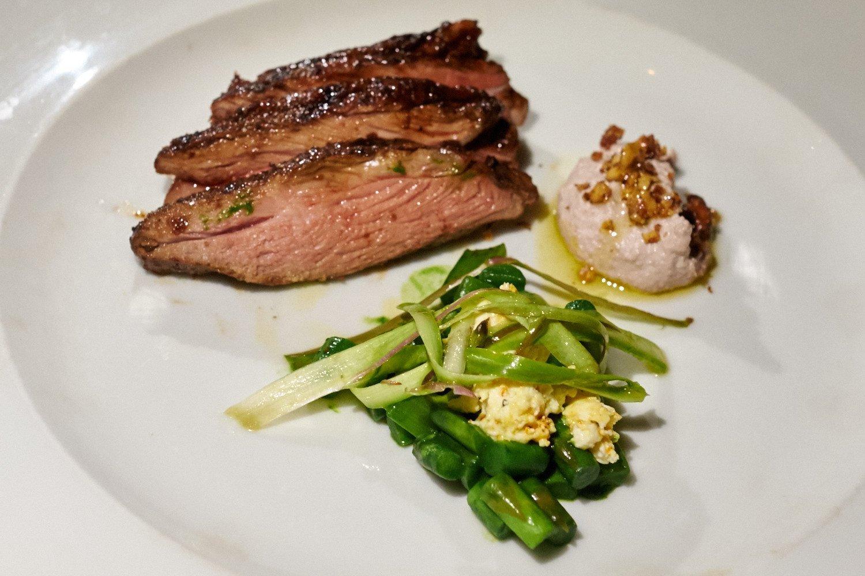 """A Taste of Must"" – celebrating asparagus at Must Winebar, Highgate"