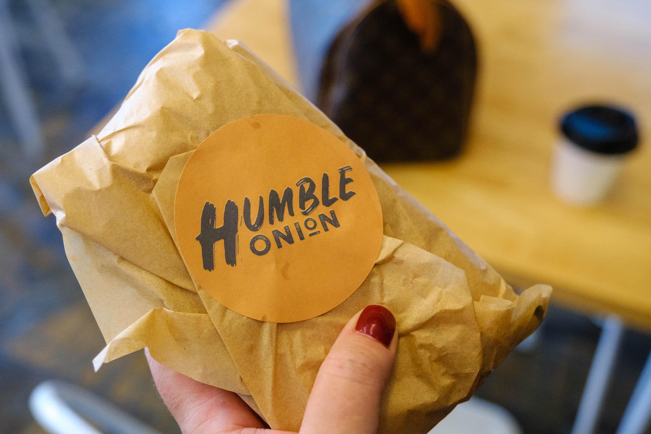 The Humble Onion