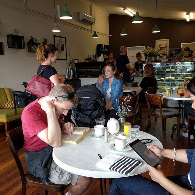 Lunch at To The Woods in Bassendean today. Fantastic coffee. #perth #perthfood #perthfoodblogger #perthfoodblog #food #foodblogger #foodblog #foodstagram #yelpperth #foodie #perthisok #pertheats #urbanlisted #tasteperth #fcba #atasteofperth #morsels