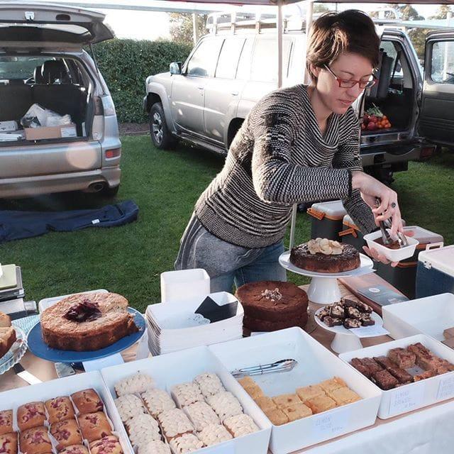 Home-made cakes at the Margaret River Farmers Market #perth #perthfood #perthfoodblogger #perthfoodblog #food #foodblogger #foodblog #foodstagram #yelpperth #foodie #perthisok #pertheats #urbanlistperth #tasteperth #fcba #atasteofperth #perthfoodie #ozeatingwa #soperth #broadsheetperth #morsels #margaretriver the