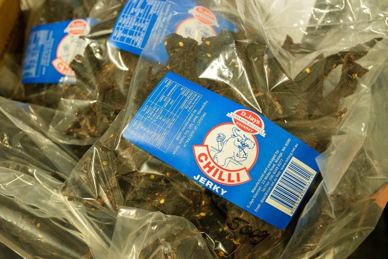 Snack food review: D.Jays Gourmet Beef Jerky & Biltong