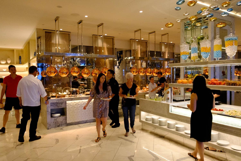 Perth's Best Breakfast Buffet: Epicurean, Crown Towers
