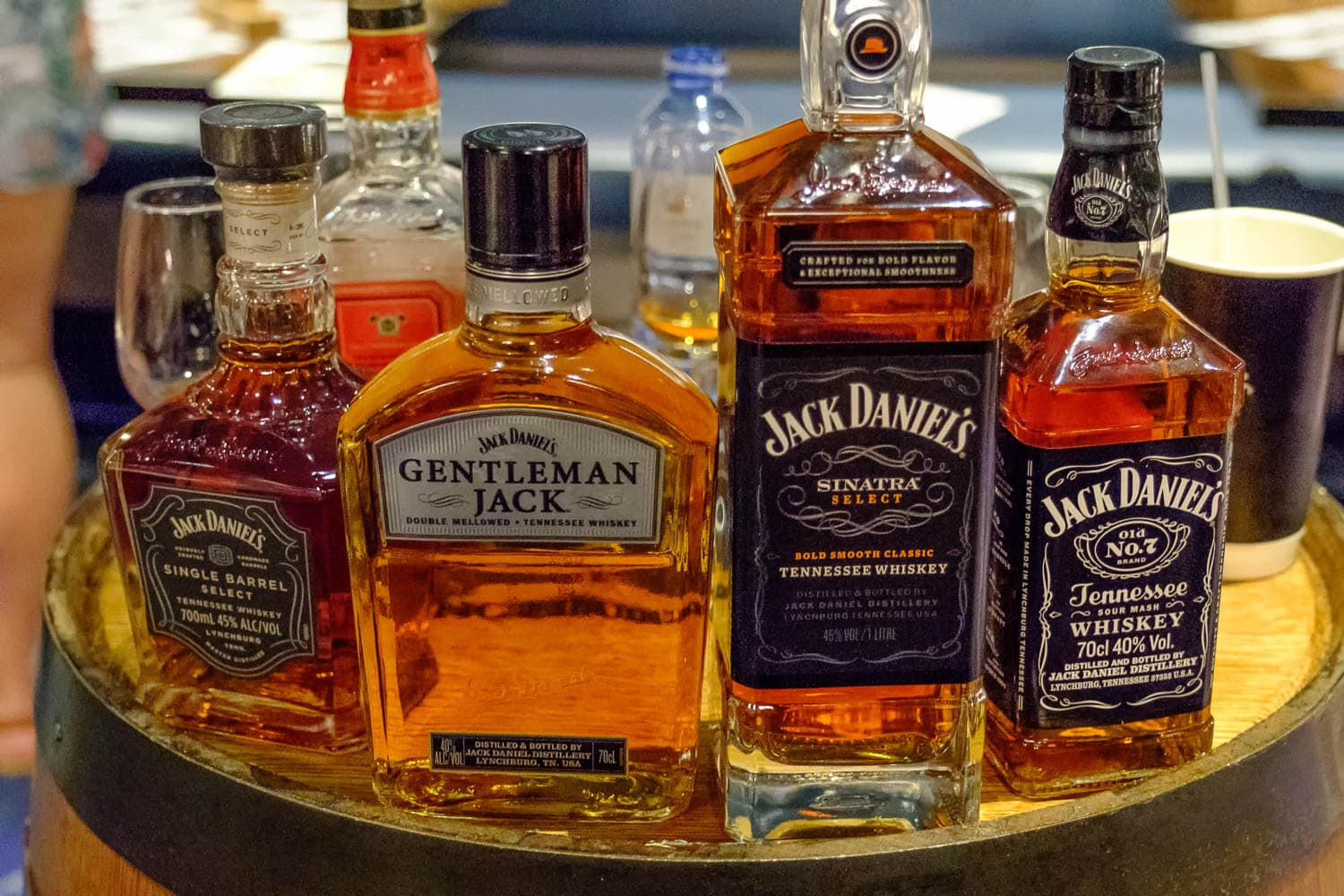The Jack Daniel's Barrel House Takes Over the Merrywell, Crown Perth