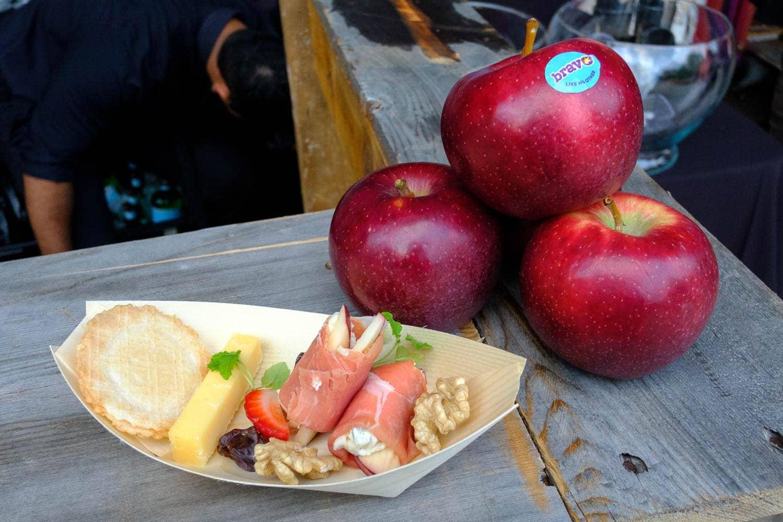 2017 Bravo Apple Season Launches at Perth City Farm