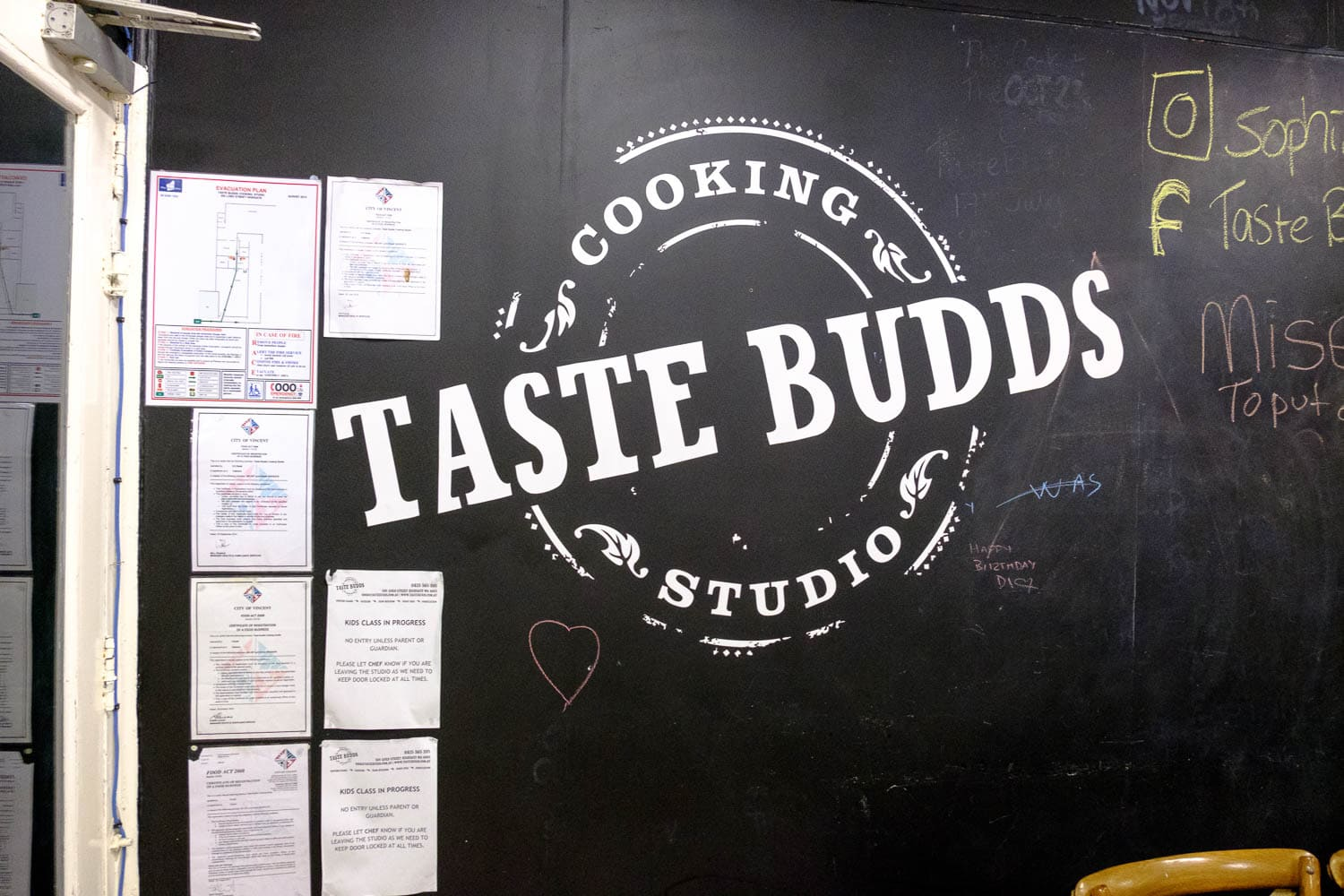 A Night of Food and Laughter at Taste Budds Cooking Studio 4