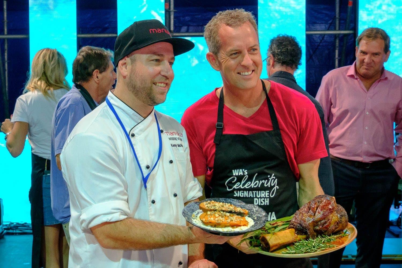 Peel Region wins 2017 WA's Celebrity Signature Dish