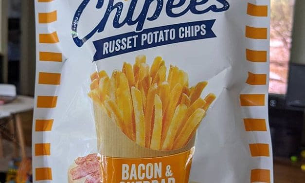 "Picked up these curious ""Golden Chipees"" in Woolies today. Available in salted, cheese & bacon and salt & vinegar flavours, they're surprisingly solid and actually reminiscent of a chip… But crunchy. . They're really hard to describe, and not like anything I've had before. I'm not sure if I'll be going back, but they're worth a try  @goldenchipeesanz @woolworths_au . #theshelflife #morsels #perth #perthfood #food #foodstagram #foodie #perthisok #pertheats #tasteperth #perthfoodie #perthfoodies #instagood #perthlife #feedmeau #perthfoodblogger #foodblogger #foodblog"