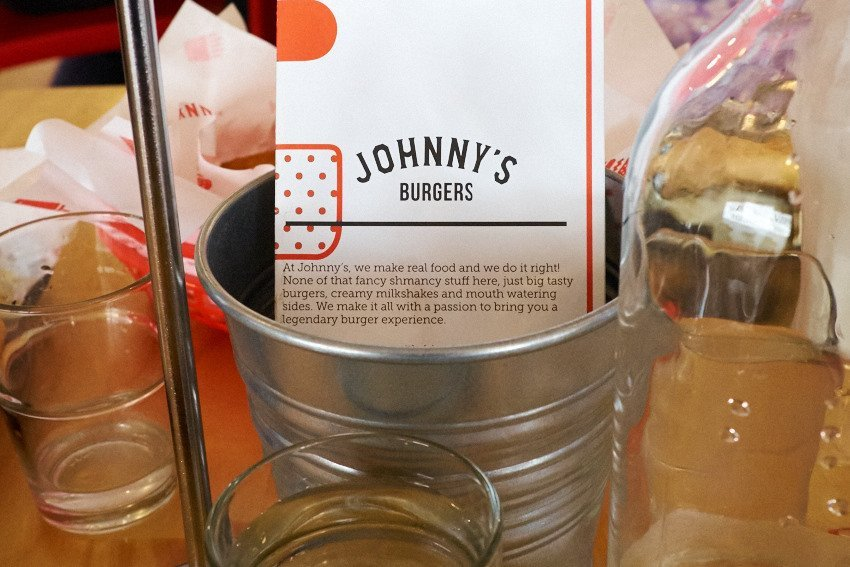 Johnny's Burgers, Canning Vale – lunch review