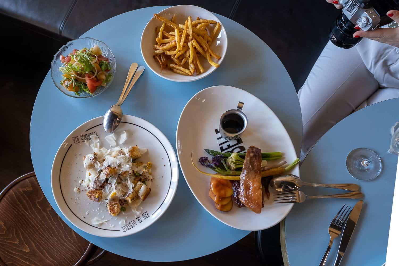 Photo Gallery: Le Rebelle Festive Lunch Menu
