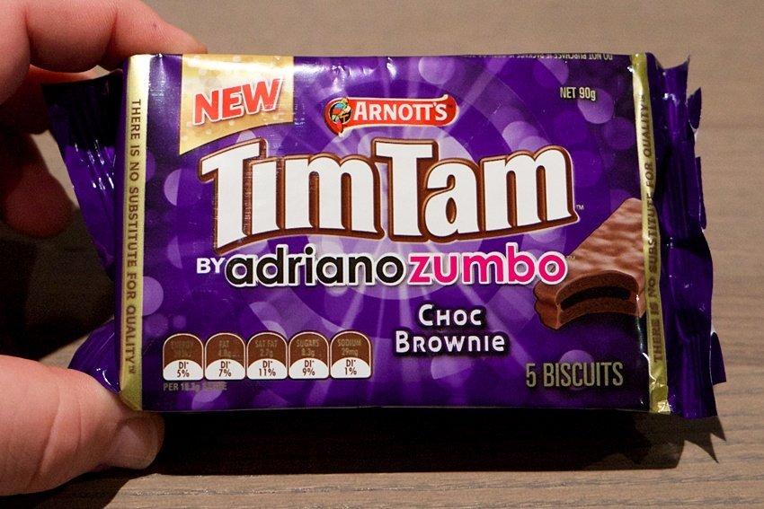 Off the Shelf: Adriano Zumbo Tim Tams