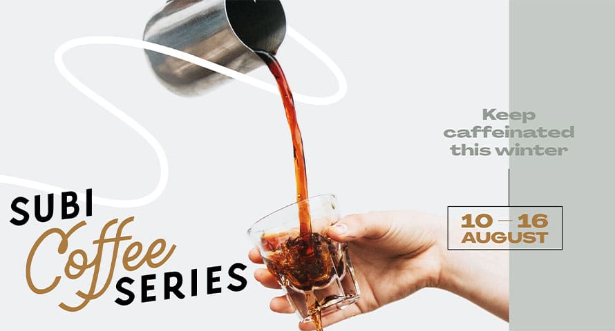 Subiaco will be buzzing this August with the Subi Coffee Series