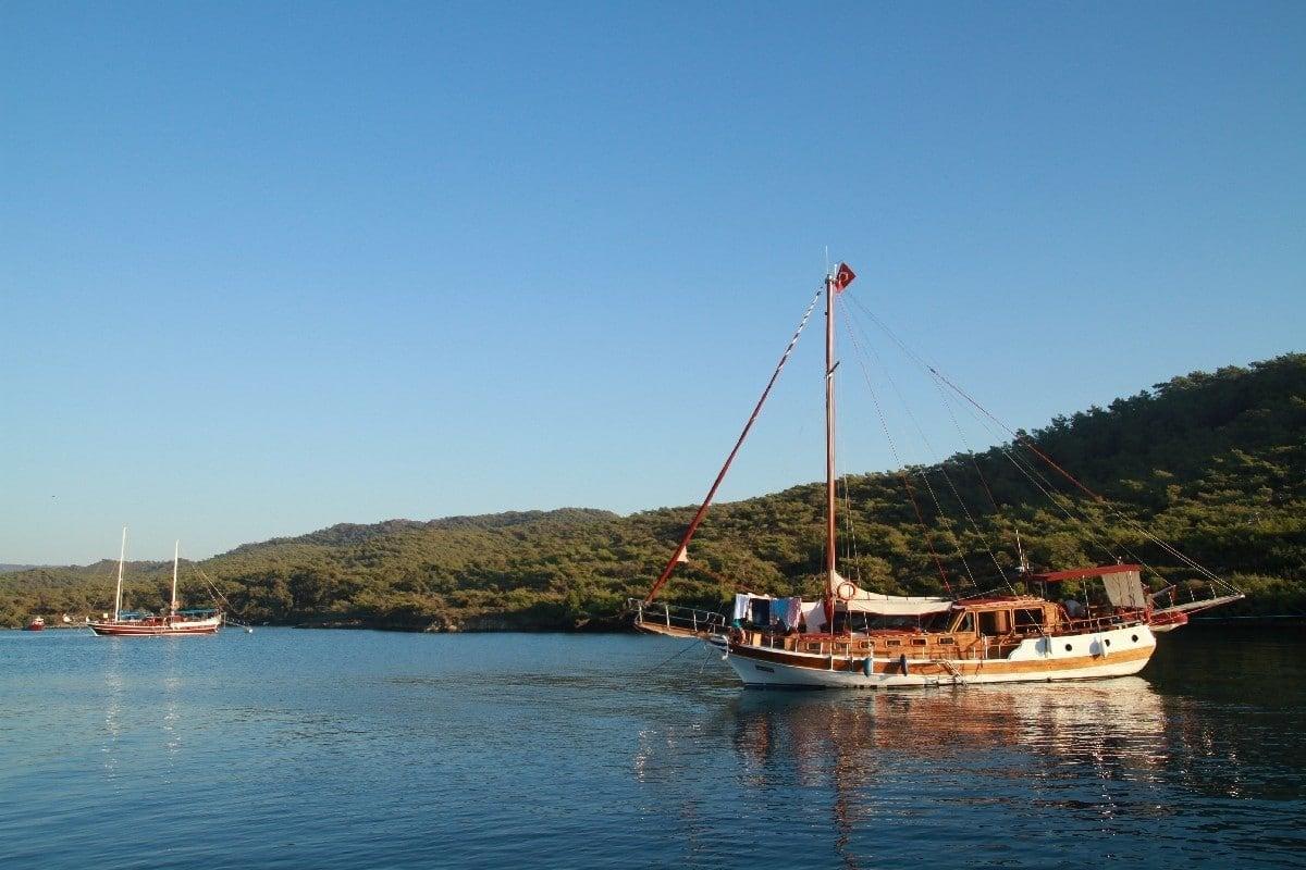 Turkish Gulet Cruise: Destinations & Routes