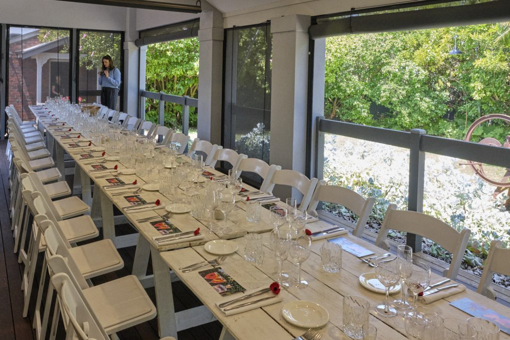 Perth's Bella Events Launches With a Lunch to Remember 21