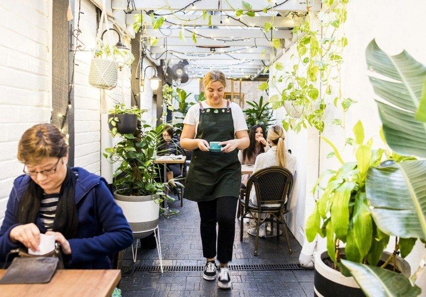 Botanical Lane Opens in Applecross