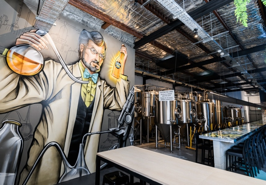 Bright Tank Brewing Co Opens in East Perth