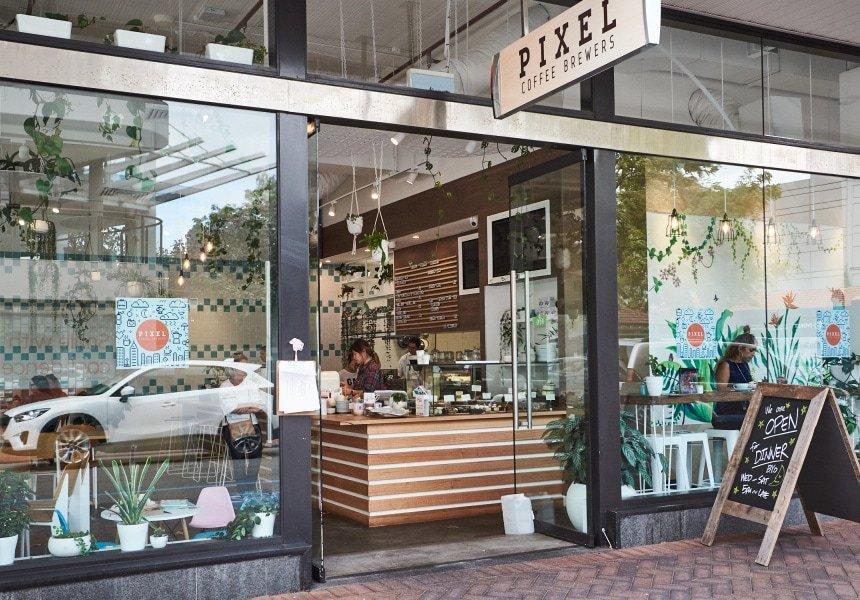 Pixel Coffee Opens in Claremont