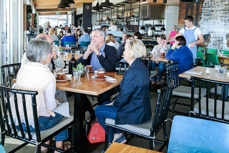 A Solo Breakfast at Bib & Tucker, North Fremantle