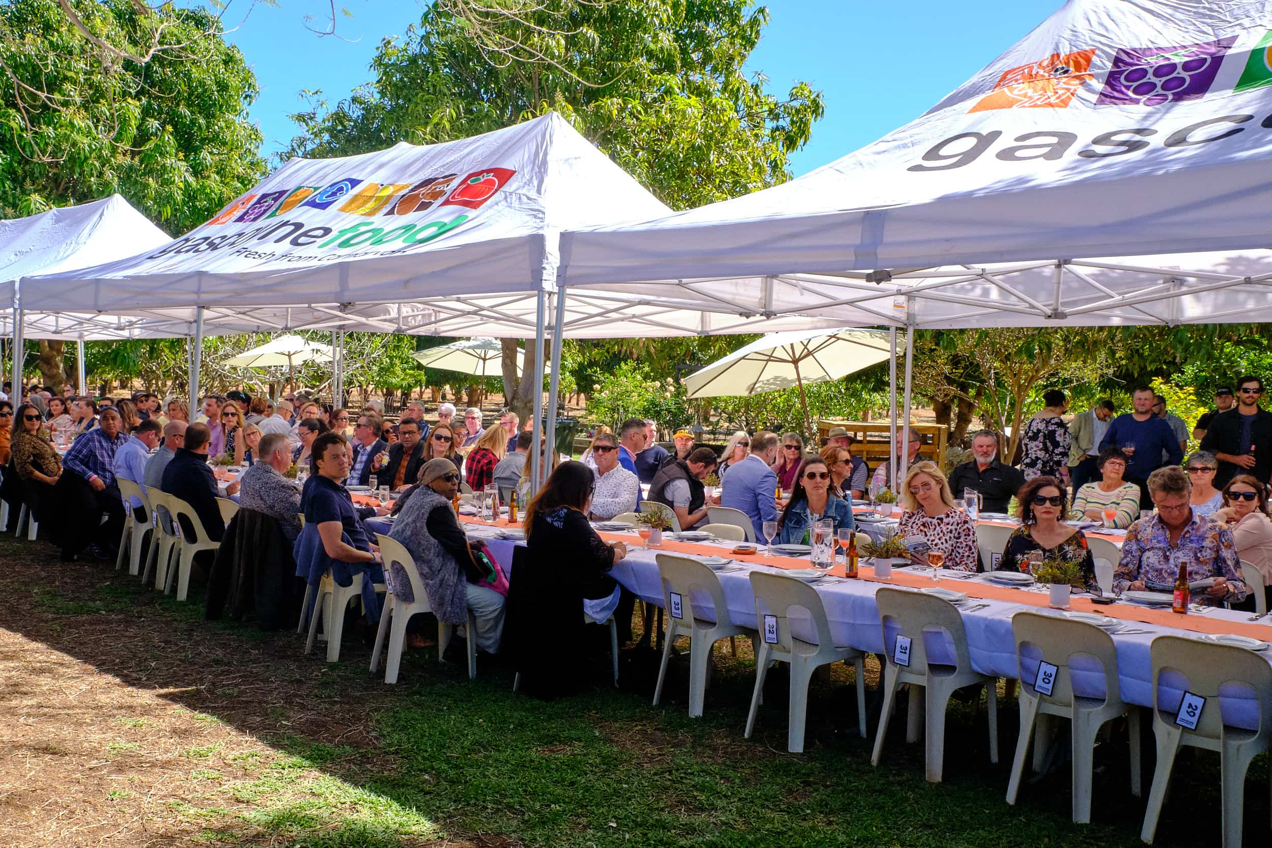 Gascoyne Food Festival 2019, part 1: Carnarvon and the Long Table Lunch