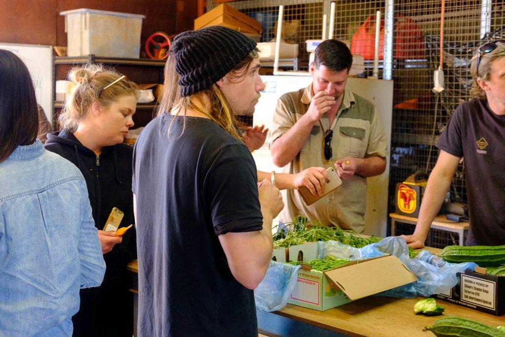 The Gascoyne Food Festival 2017: Chefs' Tour and BBQ on the Beach 30