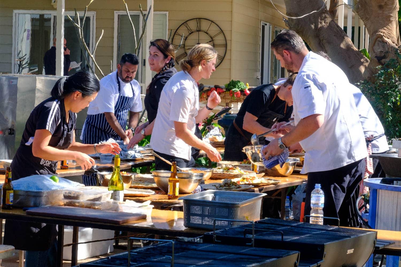 The Gascoyne Food Festival 2017: Long Table Lunch
