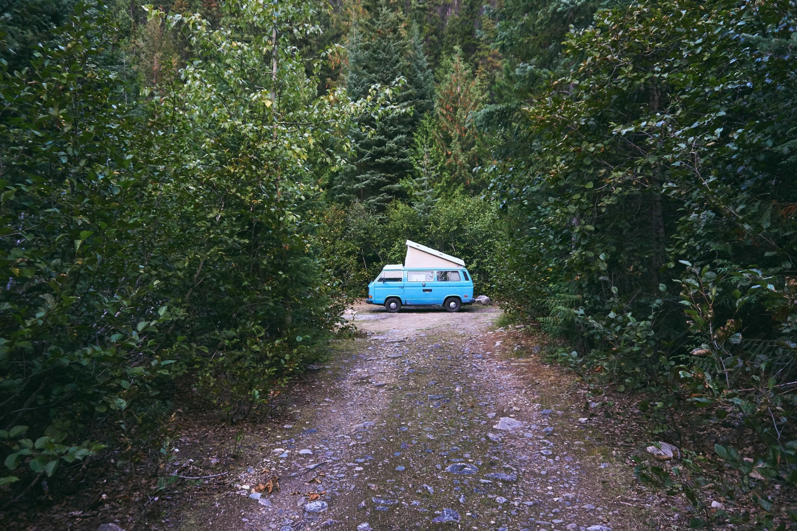 Preparing for Your First Campervan Trip