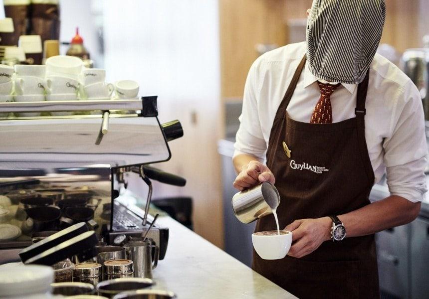 Guylian Belgian Chocolate Cafe Opens in Perth CBD