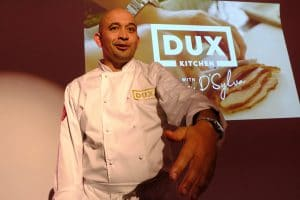 Dinner at Melbourne's Dux Kitchen with Adam D'Sylva and Luv-a-Duck 1