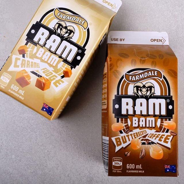 ALDI Caramel Fudge and Butterscotch Coffee