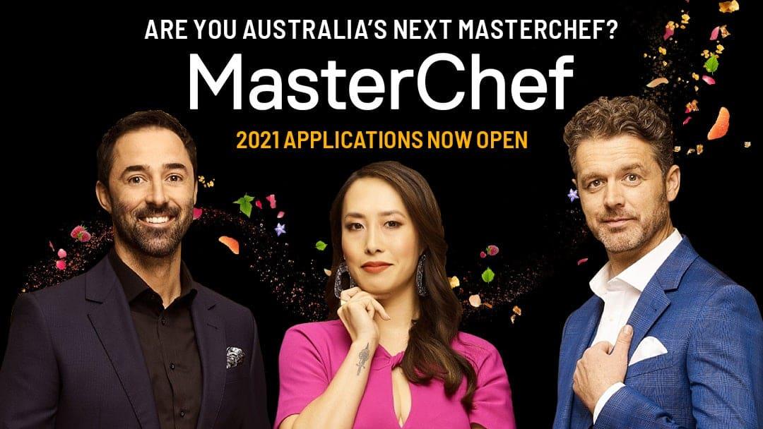 Apply Now for MasterChef Australia 2021