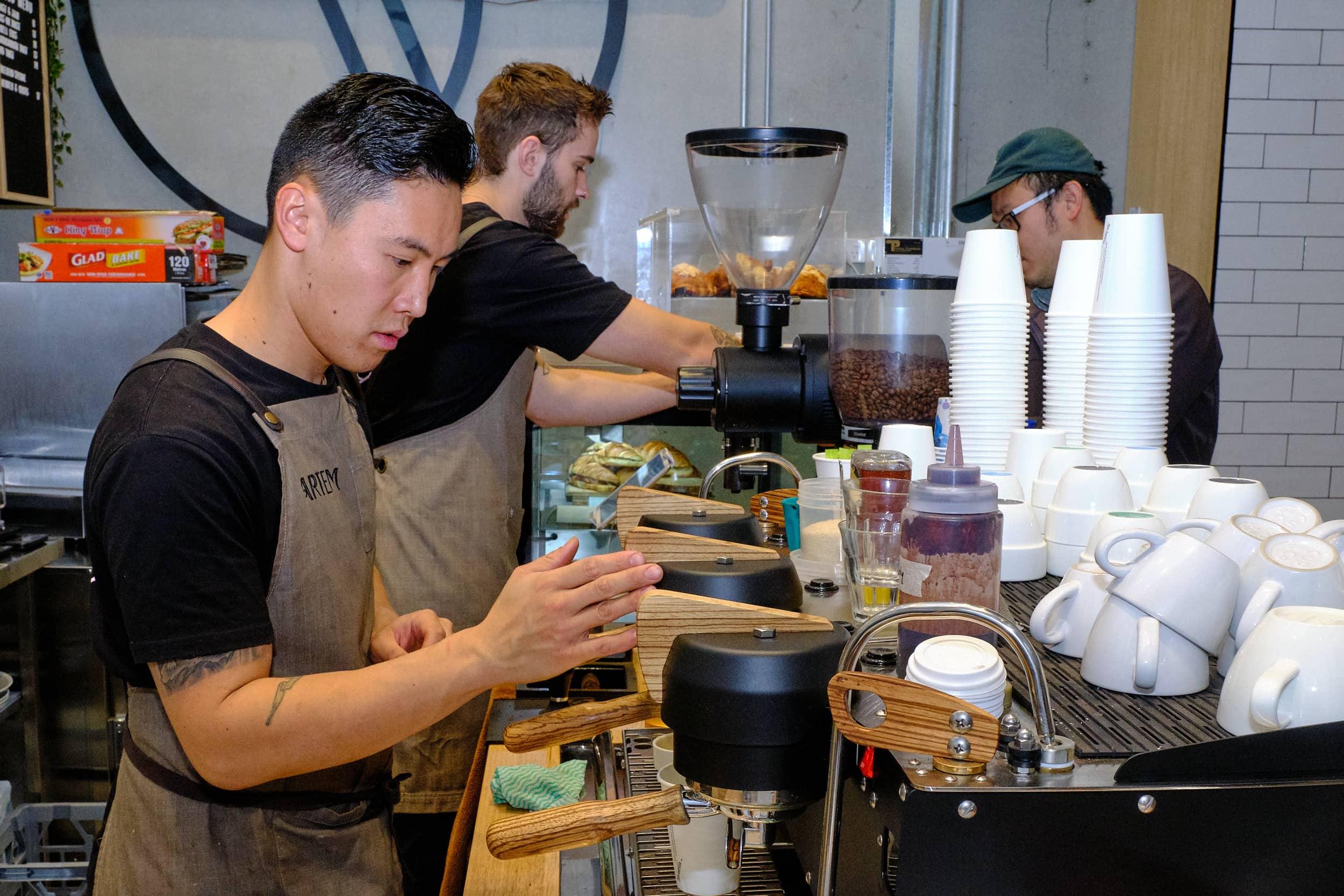 Photo Gallery: Artem Coffee, Mount Pleasant