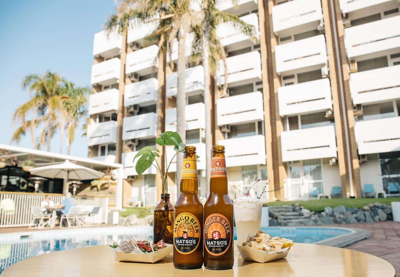 Matsos x Indian Ocean Hotel Beergustation