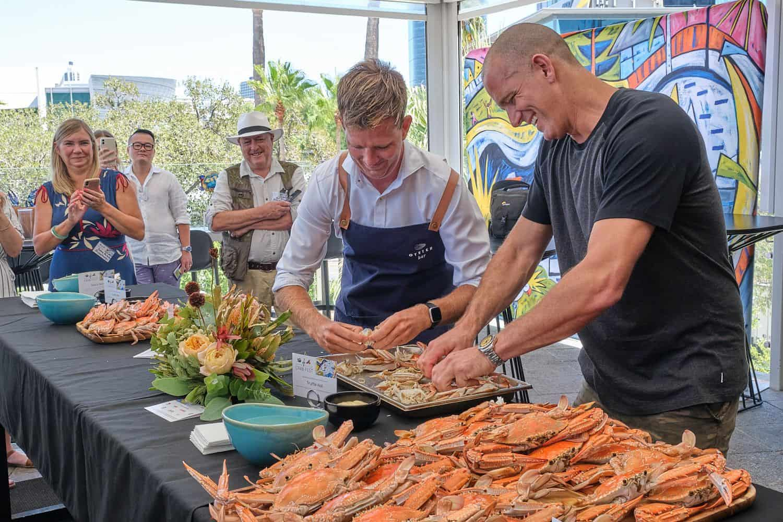 Channel 7 Mandurah Crab Fest Returns on March 14 & 15