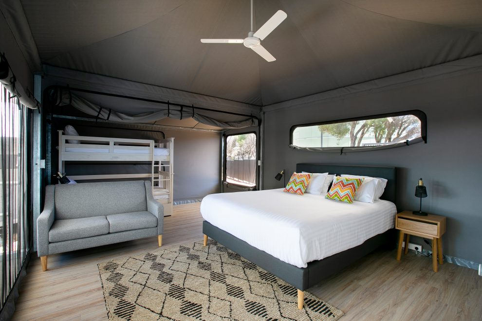Glamping comes to Rottnest, but these are no ordinary tents... 10