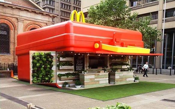 Fast Food Review: Macca's Rump Steak & Egg Brekkie Wrap