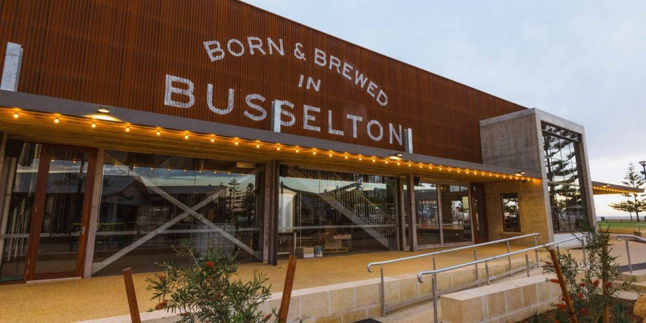 Shelter Brewing Co Opens in Busselton