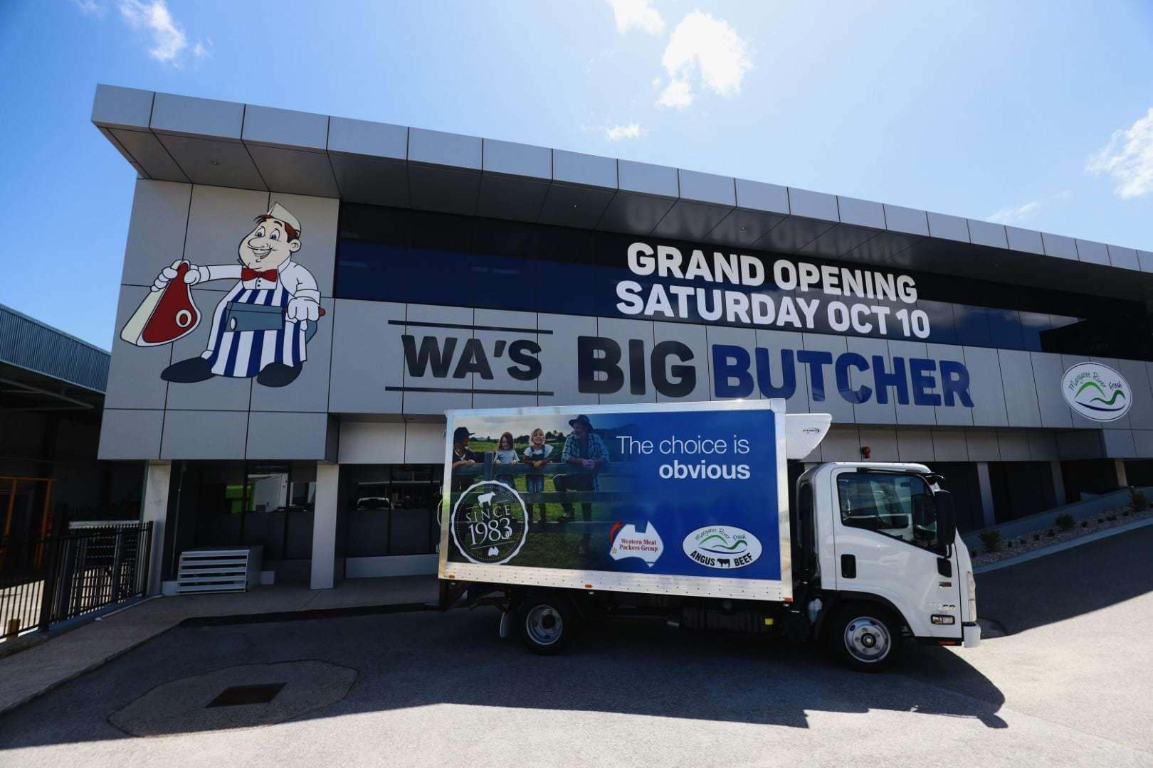 WA's Big Butcher